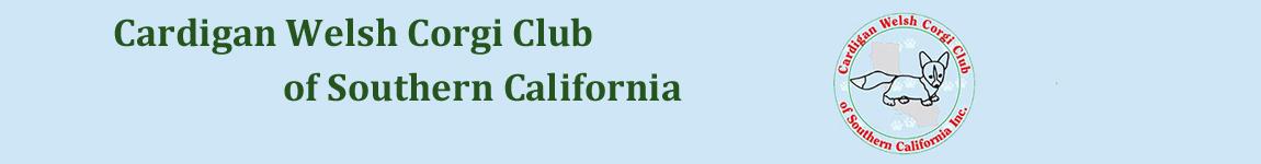 Cardigan Welsh Corgi Club of Southern California